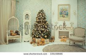 home interiors christmas christmas tree clean stock images royalty free images vectors