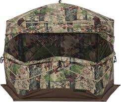 Primos Double Bull Double Wide Blind Better Turkey Blinds For 2017 Bowhunter