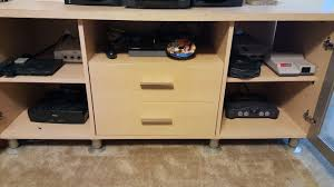 Console Gaming Desk by Welcome To The New Age Kicking And Screaming Into Current Gen