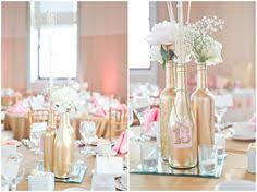 wine bottle wedding centerpieces wine bottle centerpiece mock up complete weddingbee pinteres