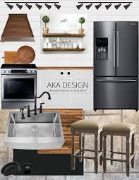 our modern farmhouse kitchen makeover modern farmhouse kitchens