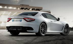 maserati models list 2011 maserati granturismo convertible information and photos