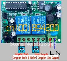 85v 280v 2ch rf wireless remote switch system