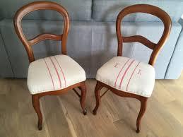 chaises louis philippe vintage les vieilles choses