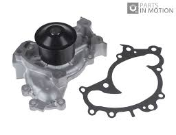 lexus gs430 coolant water pump fits lexus rx400 3 3 03 to 08 3mz fe coolant blue print