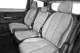 Interior Kia Sedona The Most Luxurious Minivan 2017 Kia Sedona