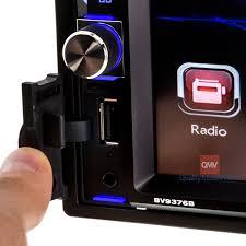 Usb Port For Car Dash Boss Audio Bvb9376rc Double Din 6 5