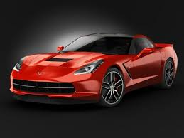chevrolet corvette c7 stingray 3d chevrolet corvette c7 stingray 2014 cgtrader