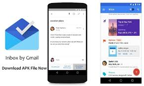 gmail update apk got update with new smart reply feature for android users