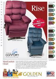 Golden Lift Chair Prices Lift Chair Golden Techologies Cloud Seat Lift Recliner