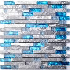 colorful glass tile backsplash blue 37 best of blue glass tile backsplash home furniture ideas