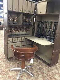 Distressed Office Desk Distressed Wood Office Desk Flatiron Craigslist Who Makes