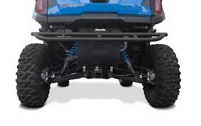 jeep rear bumper dragonfire rear step bumper for polaris general 1000