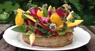 cuisine estivale recette une salade estivale par laetitia oser les inrocks
