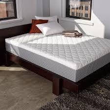 alden 14 inch memory foam mattress sleep innovations