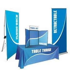 table top banners for trade shows display tables for trade shows home decorating ideas