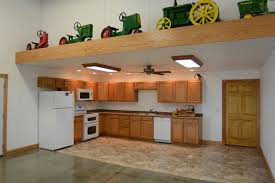 23 can t miss man cave ideas for your pole barn wick buildings the microwave is king