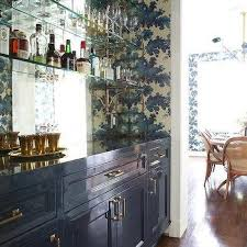 Glass Bar Cabinet Designs Glass Bar Shelves Design Ideas
