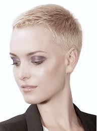 pictures of women over comb hairstyle buzz cut clipper over comb on top fade on sides with clippers