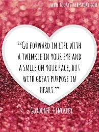 quotes about smiling and moving on go forward in life with a twinkle in your eye and a smile on your