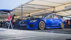 subaru wrx custom i ran a subaru up the hill at goodwood