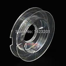 empty ribbon spools aliexpress buy 20 pcs lot clear 46mmx7mm 48mmx8mm empty