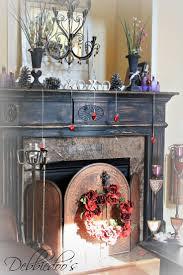 painted fireplaces binhminh decoration
