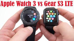 apple si e social apple series 3 lte vs samsung gear s3