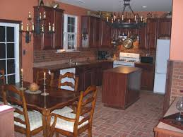 red kitchen designs interior simple brick red kitchen cabinets on kitchen design
