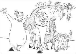 alex lion coloring free download