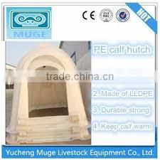 Plastic Calf Hutches Plastic Calf Hutch In Cow Farm Of Cow Equipment From China