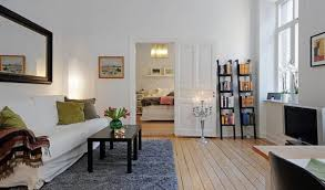 Nice Small Apartment Interior Design Small Studio Apartment - Small apartment interior design