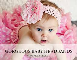 baby hairbands gorgeous baby headbands by babyboo from 1 99 free uk delivery