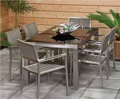 outdoor aluminum dining chairs bed u0026 shower latest trends