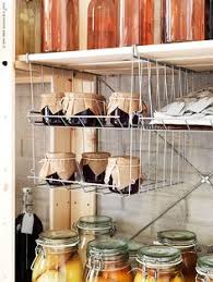 Extra Kitchen Storage Ideas Conquer Your Pantry Create Some Extra Storage Space By Hanging An
