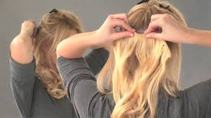 lox hair extensions how to apply the 5 clip in hair extensions by lox studio
