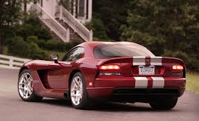 dodge viper 2008 for sale 2008 dodge viper srt10 coupe pictures photo gallery car and driver