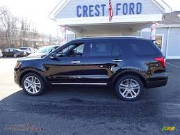 Ford Explorer All Black - 2016 ford explorer limited 4wd in shadow black photo 4 b48954