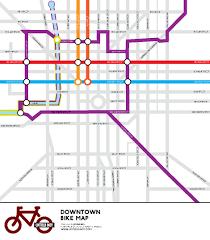 Map Indy Untold Indy U0027s Bike Map Urban Indy
