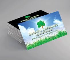 Landscape Business Cards Design 5 Tips For Flyer Design For Landscaping Companies Elite Flyers