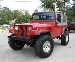 1987 jeep wrangler yj the jeep yj birth of the wrangler