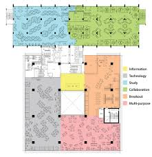 3 floor plan hkul main library level 3