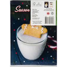 christmas cards landscape foil photograph each woolworths