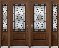 wood doors with glass inserts 7 things you can u0027t ignore while purchasing front door glass inserts