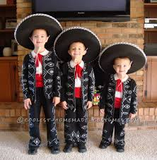 coolest three amigos costume for three little brothers amigos