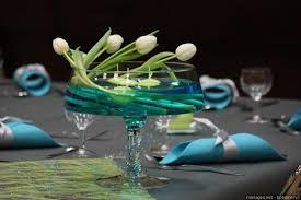 table mariage 32 idées de centres de table avec fleurs