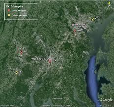 Dc Traffic Map Nextgen U2013 Metroplex U2013 D C