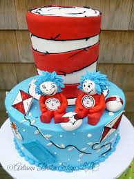 dr seuss cakes 1st birthday cakes specialty 1st birthday cakes