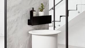 Agape Bathroom Fixtures by Artedomus Sen 280mm Shelf