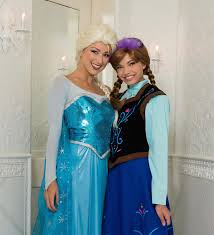 frozen party elsa frozen party character kids party characters rental